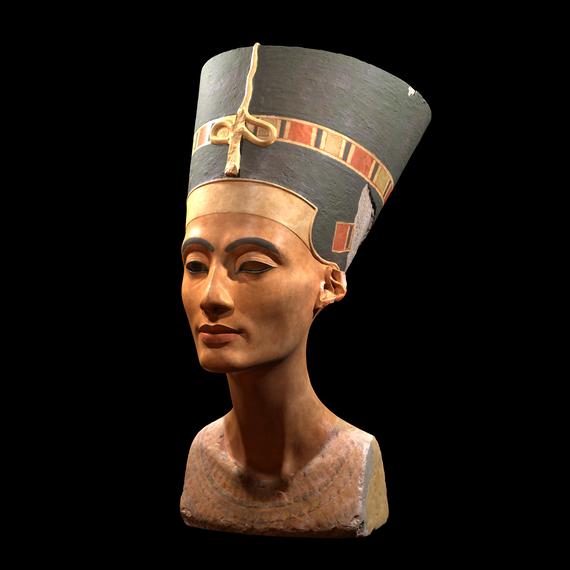 Nefertiti Surfacing Project