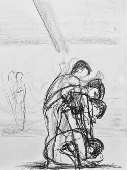 Life Drawing Series