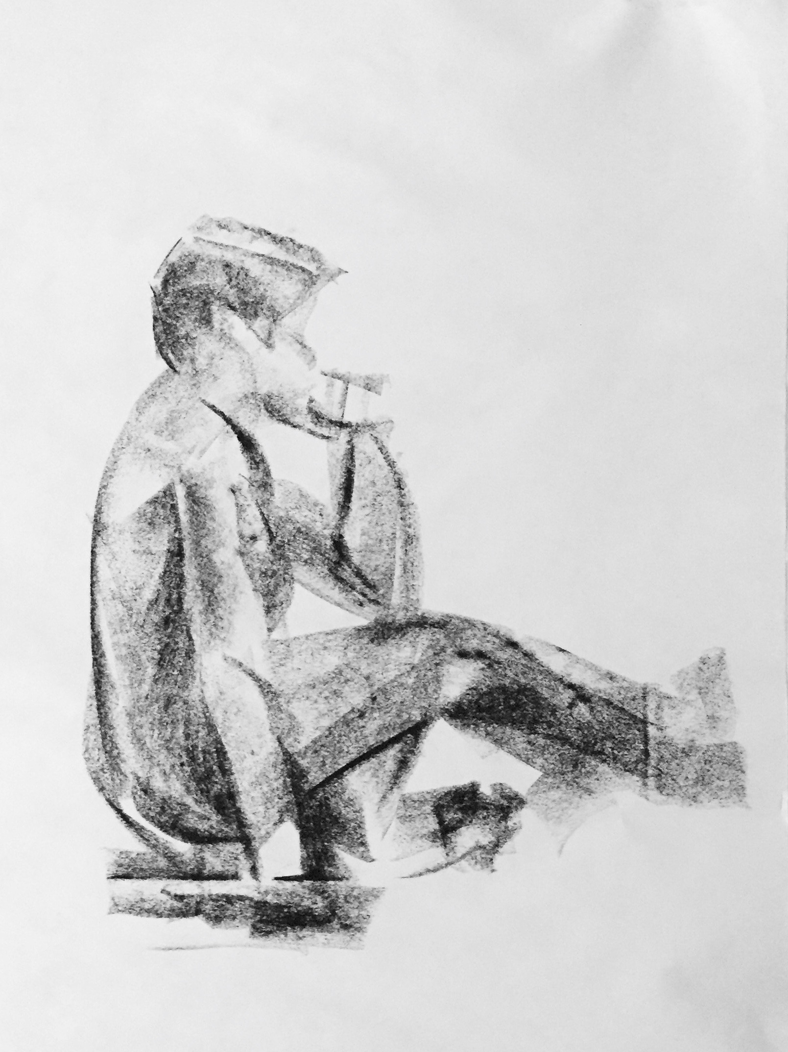 Life Drawing Series