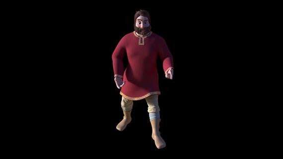 Bjorn - Viking Customer