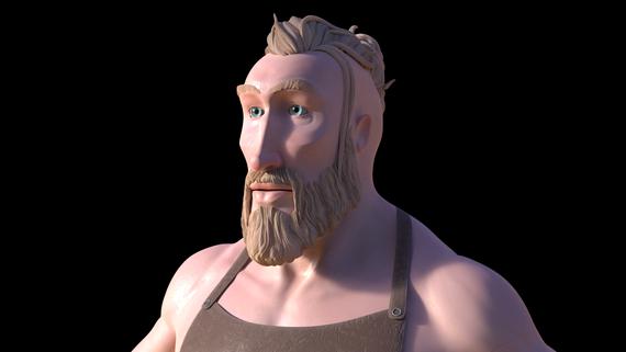 Viking Barber
