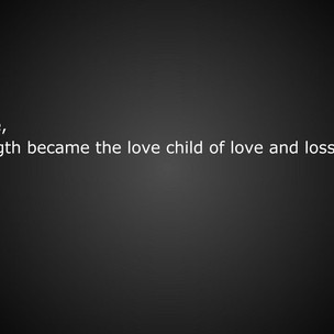 A Love That Needs No Forgiveness -The Beginning