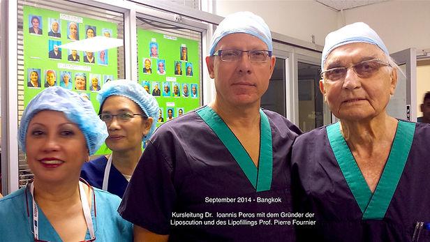 Dr. med. Ioannis Peros | Kursleitung