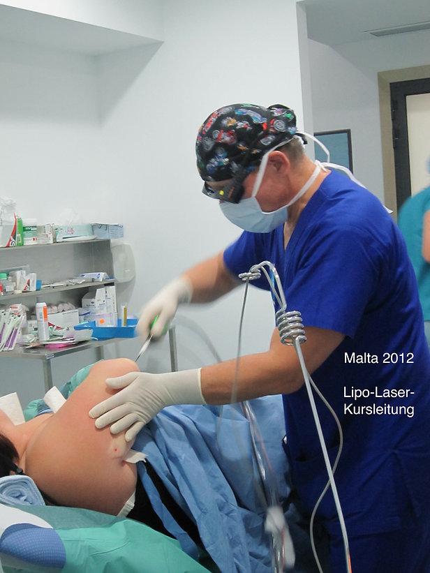 Dr. med. Ioannis Peros | Lipo-Laser-Kursleitung