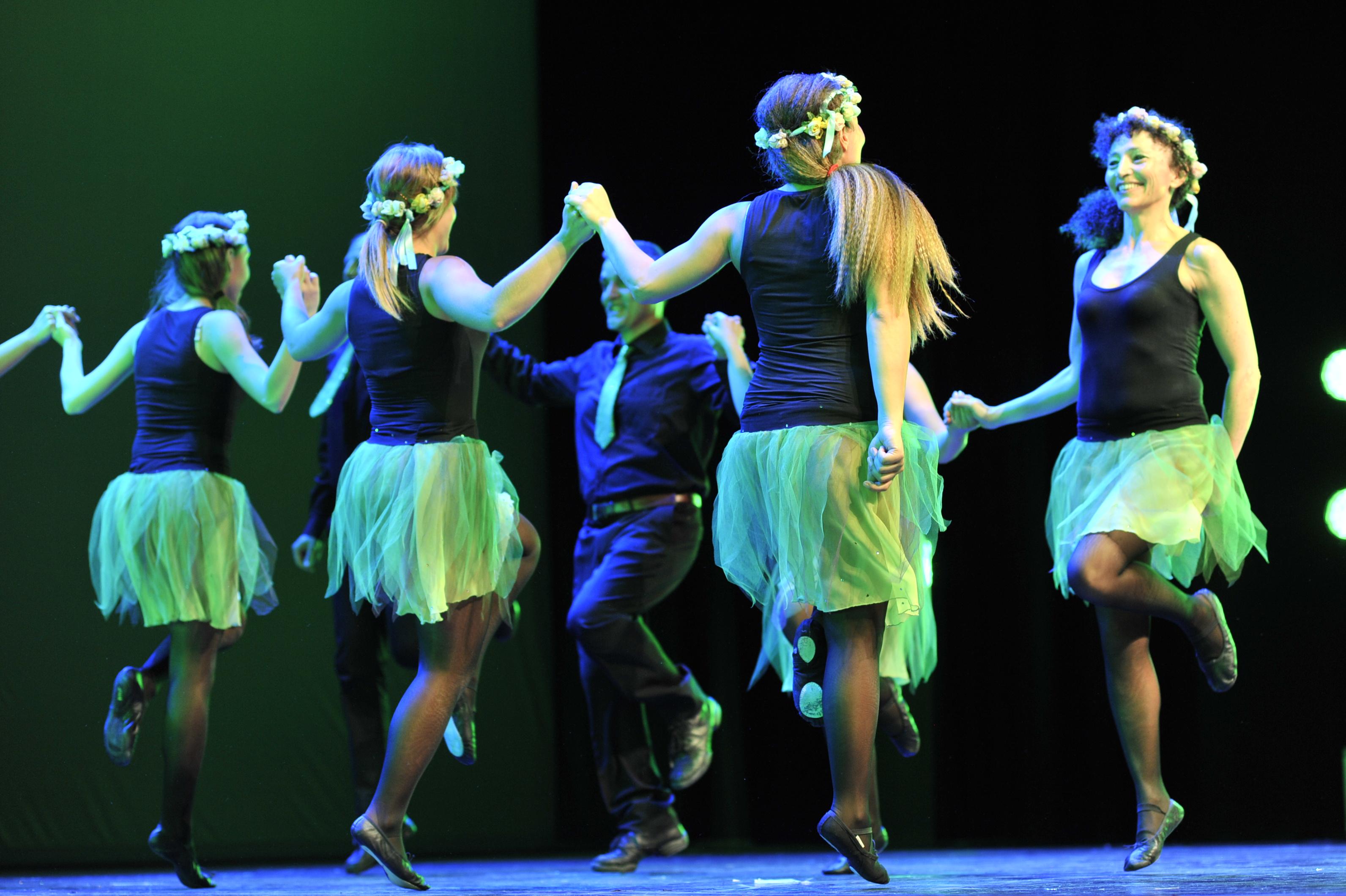 Danza Iralndese