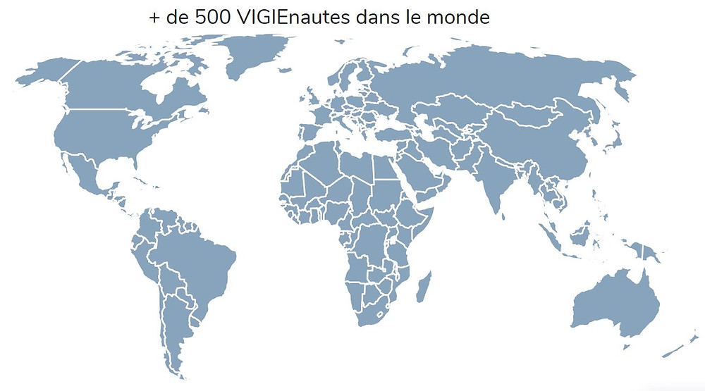 500 experts sur VIGIE