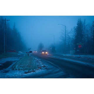 It's noon in Alaska! _nowness #nowheredi