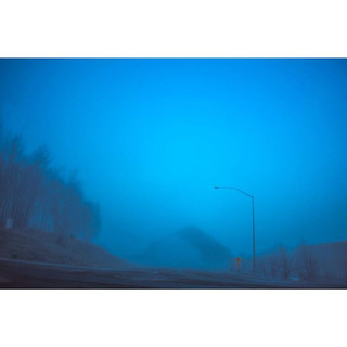 Something's hiding in the mist_ _nowness