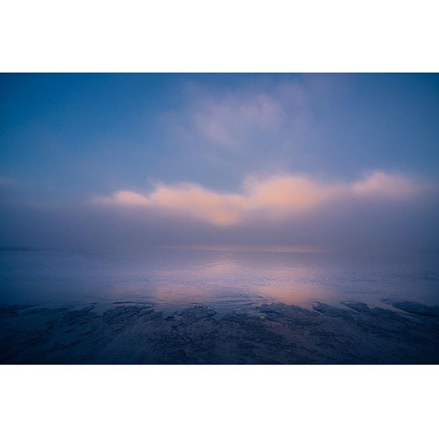 Misty afternoon at the beach.jpg