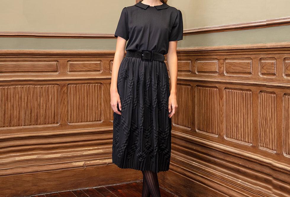 Vestido Igualdade Preto