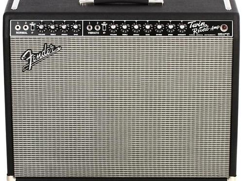 Fender 65 Twin Reverb 2x12