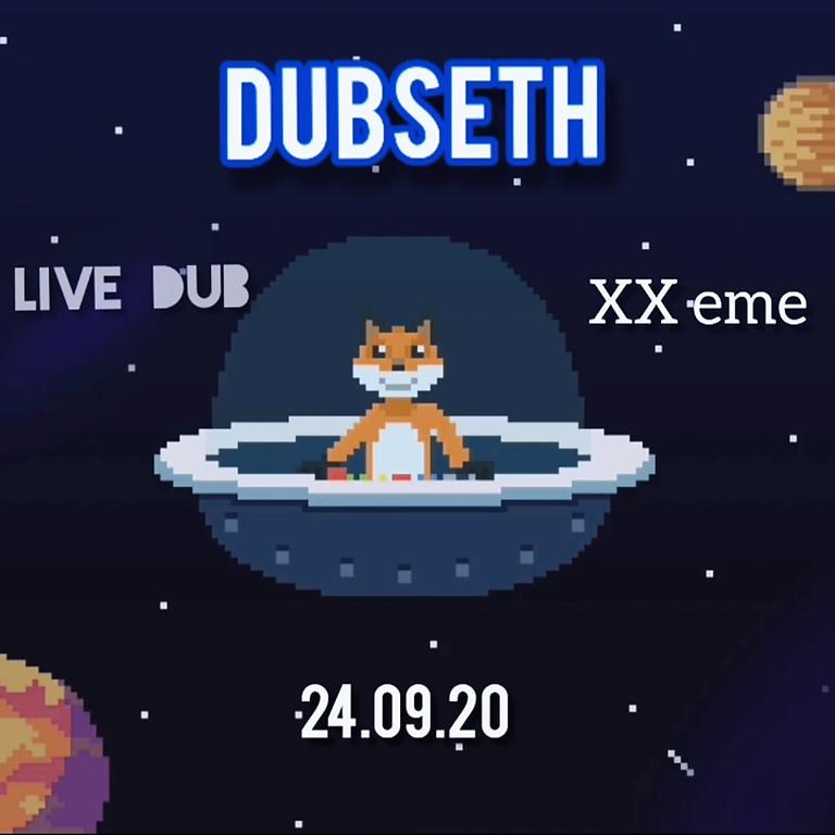 LIVE DUB XXeme