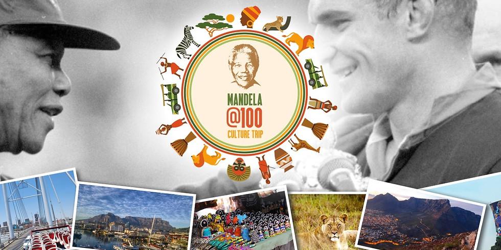 Mandela @ 100 Culture Trip to South Africa