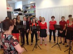 Chorale Stefka BNPParibas