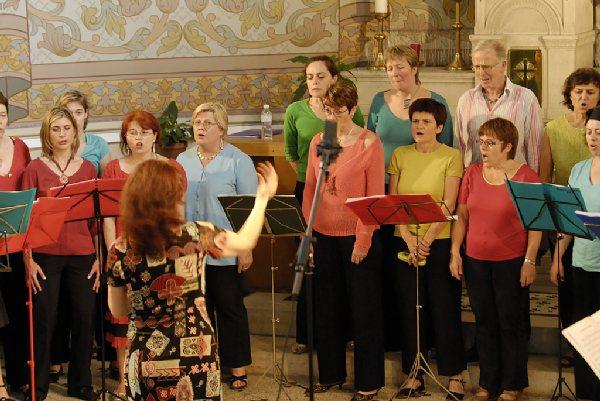 Chorale Concert Hopital Ténon