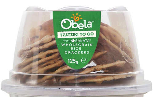 Obela Sakata 25g Crackers x 5 pack