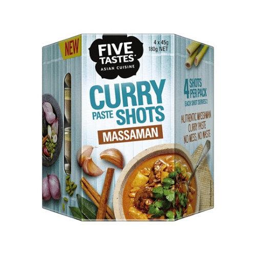 Five Tastes Massaman Curry Paste 180g