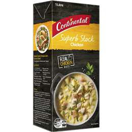 Continental Liquid Chicken Stock 1l