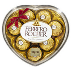 8 Pack Ferrero Heart