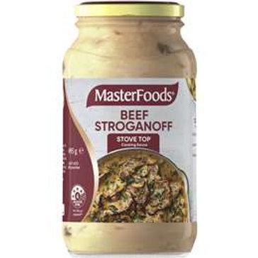 Masterfoods Beef Stroganoff 495g