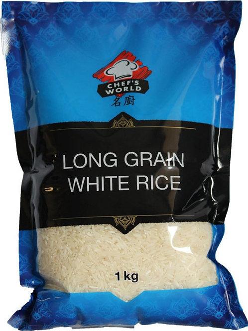 Chef's World Long Grain Rice 1kg