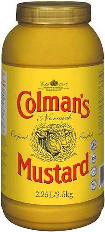 Colmans English Mustard 2.5kg