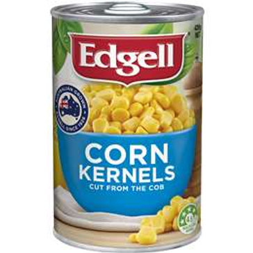 Edgell Corn Kernels Whole 420g
