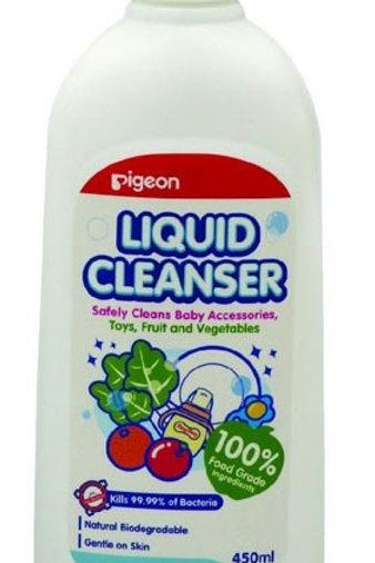 Pigeon Bottle Liquid Cleanser - 200ml