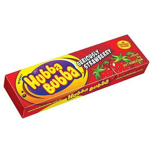 Hubba Bubba Strawberry