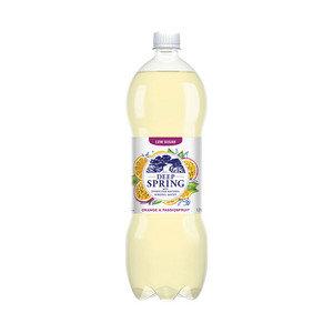 Deep Spring Orange & Passionfruit Mineral Water 1.25l