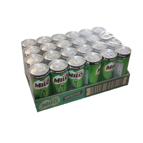 Nestle Milo Slab x 24 cans