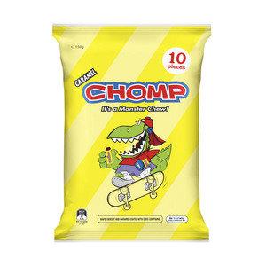 Cadbury Caramel Chomp Sharepack 10 pieces