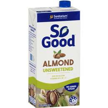 So Good Almond Milk 1lt