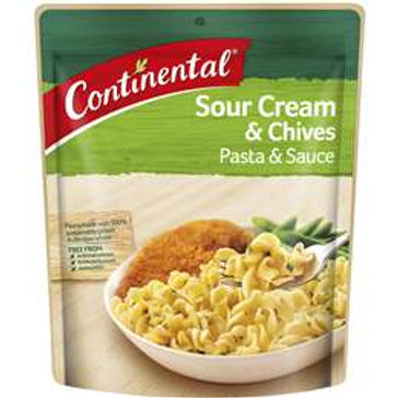 Continental Pasta & Sauce Sour Cream & Chives 85g
