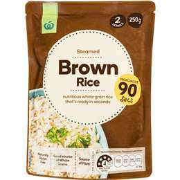 Woolworths Brown Rice