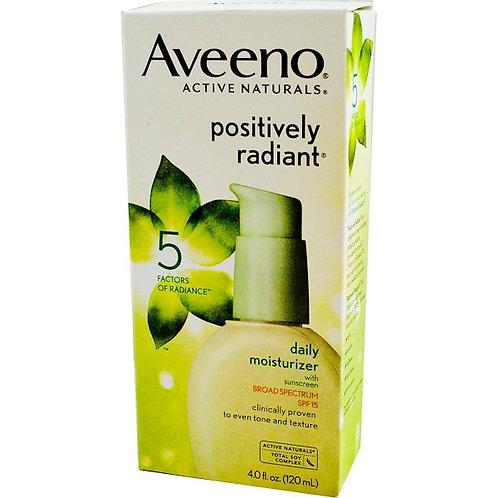 Aveeno Positively Radiant Daily Moisturizer 75ml