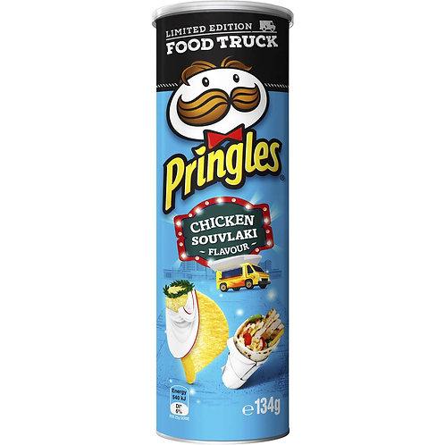 Pringles Chicken Souvlaki Flavour 134g