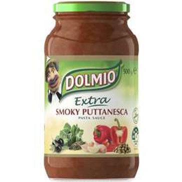 Dolmio Extra Smoky Puttanesca Pasta Sauce