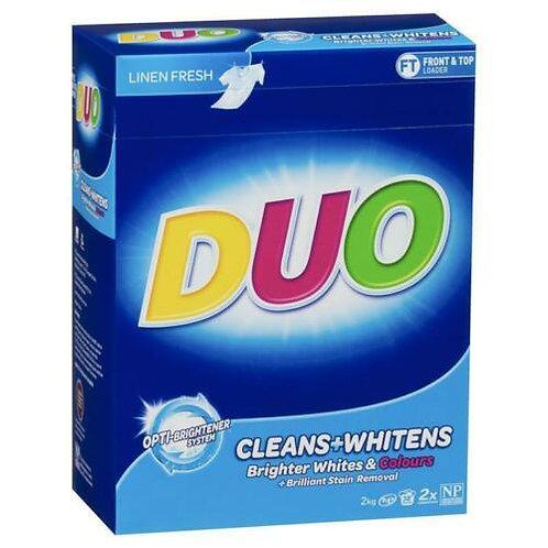 Duo Washing Powder 2k