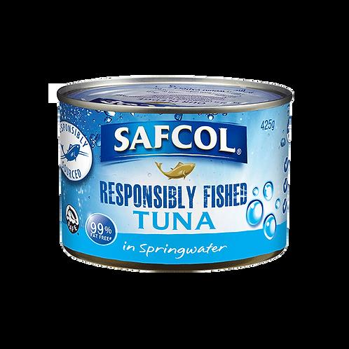 Safcol RF Tuna in Springwater 425g