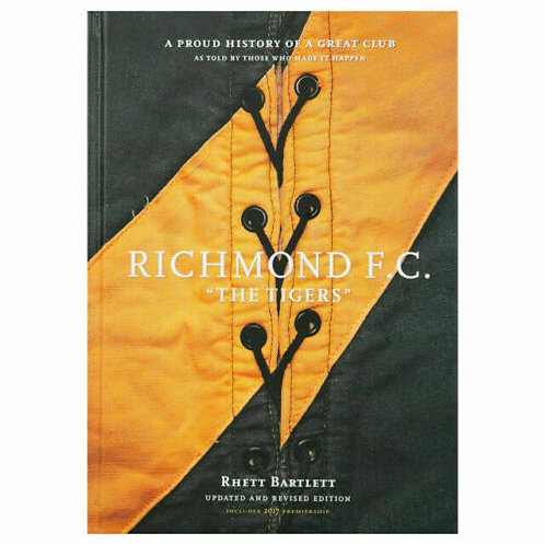 """Richmond FC: """"The Tigers"""" Hardcover – 31 March 2019"""