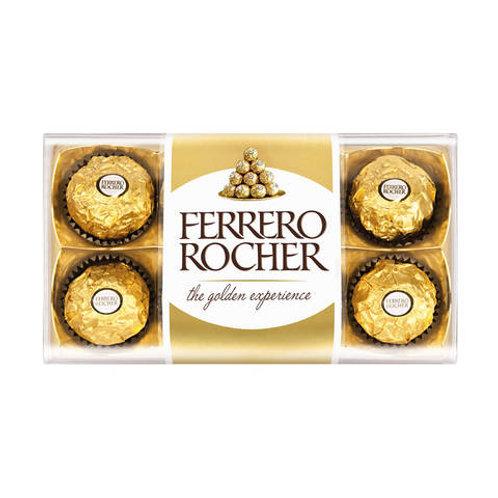 8 Pack Ferrero Rocher Chocolate Box 100g