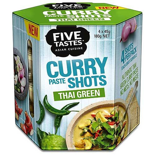 Five Tastes Thai Green Curry Paste 180g
