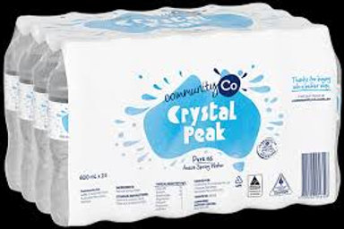 Community Co Spring Water 12 x 600mL