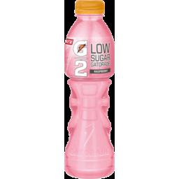 Gatorade Raspberry Low Sugar 600ml