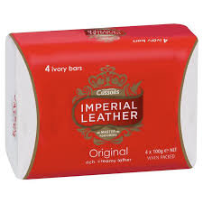 Cussons Imperial Leather Bar Soap 6 Pack 100g