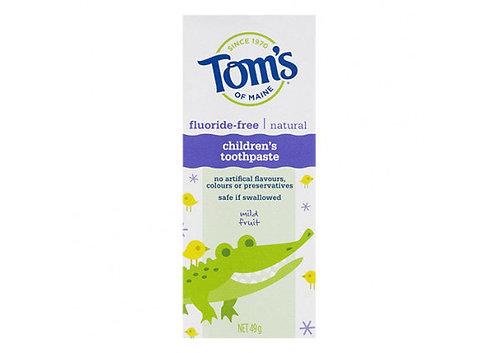 Tom's Toothpaste - Fluoride Free