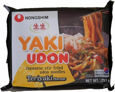 Nongshim Yaki Udon (Teriyaki) 251g