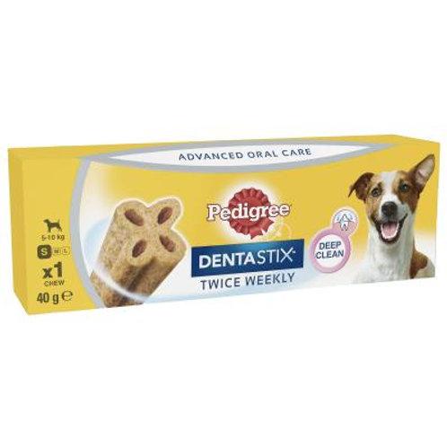 Pedigree Dentastix for Small Dog 40g