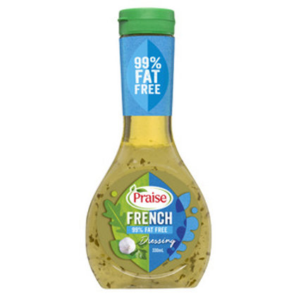 Praise French Dressing Fat Free
